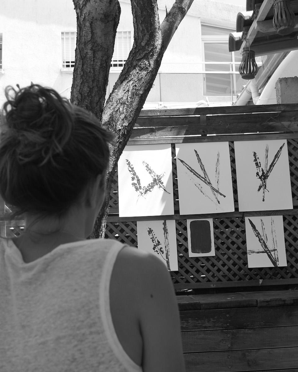 Cécile Bertin, dessinatrice d'art à Annecy