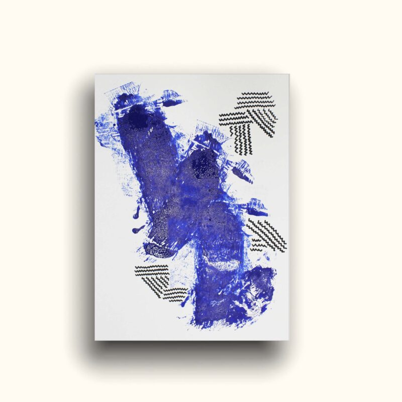 abstract art - Cili Brtn