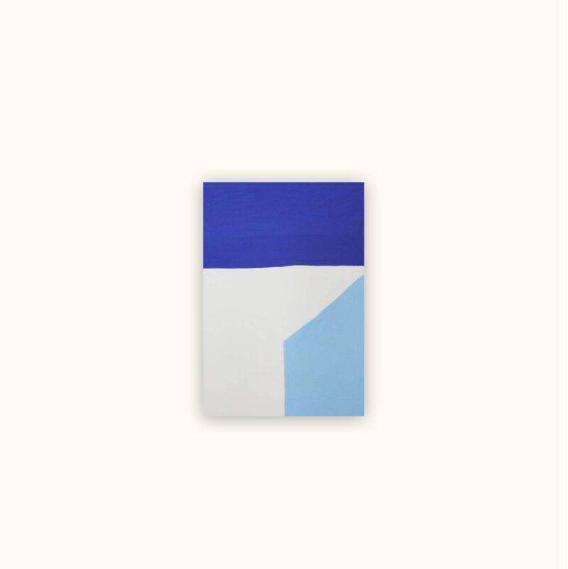 toile Bleu Impérial